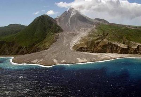3D Imaging Sizes Up Volcanic Island Landslides