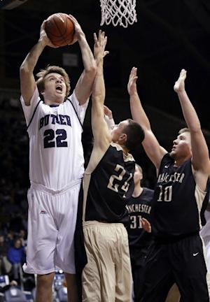 Butler puts away Manchester with 100-41 rout