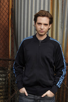 "Aaron Stanford ABC's ""Traveler"""