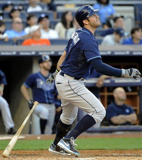 Nova returns, pitches Yankees past Rays 5-3