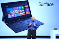 Steve Ballmer talks Surface