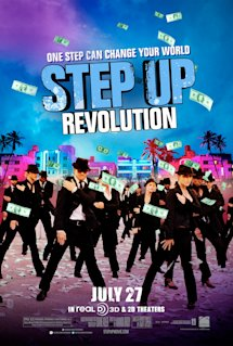 Poster di Step Up 4 Revolution 3D