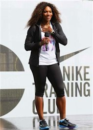 Serena Williams, Nike