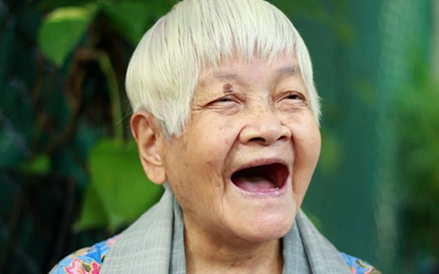 Singapore's oldest person Teresa Hsu has died at age 113. (Photo courtesy of TEDxSingapore and Mezzé Films)