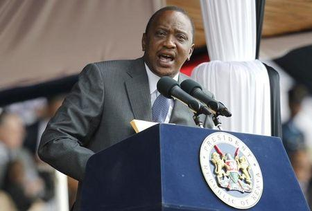 Kenyan president reshuffles cabinet after ministerial graft charges