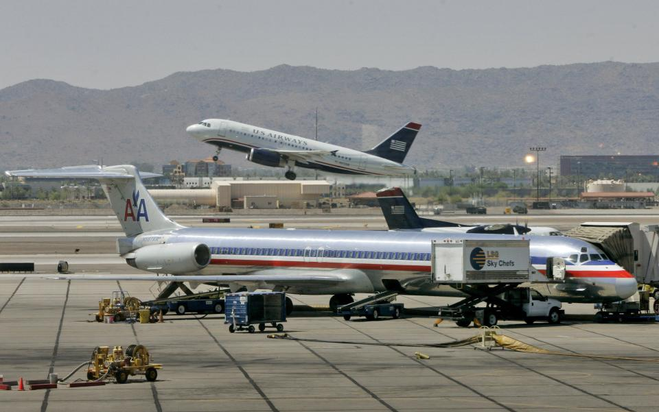 American, US Airways one step closer to merger