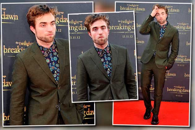 Robert Pattinson: Miese Laune wegen schlechten Geschmacks? (Bilder: WENN)