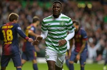 Celtic midfielder Wanyama anticipates a tough test against Benfica