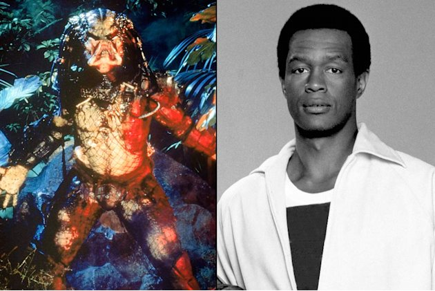 Monsters Predator Kevin Peter Hall