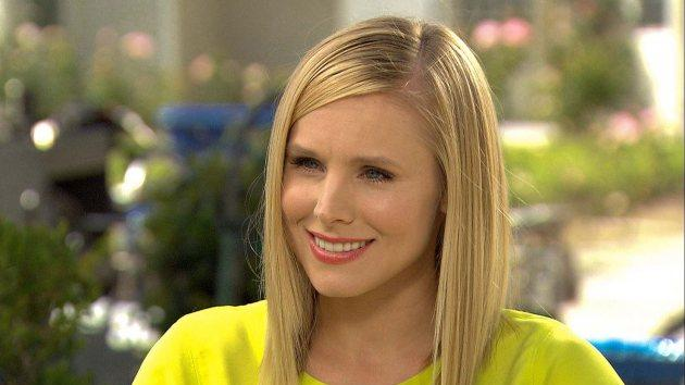 Kristen Bell chats with Access Hollywood (April 2014) -- Access Hollywood