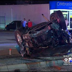 New Details In Fiery Crash After Police Chase