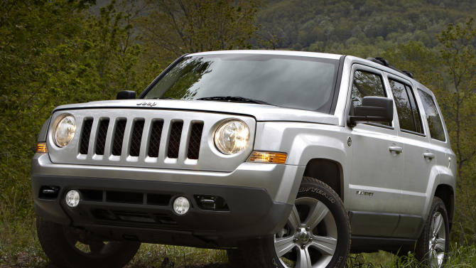 Patriot is lowest-priced SUV