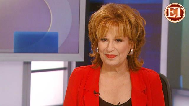 Joy Behar Says Goodbye to 'The View'