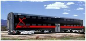 "Las Vegas Railway Express, Inc. -- ""X"" Train Acquires Additional Passenger Train Cars"