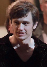 James Franco as Hugh Hefner in 'Lovelace'