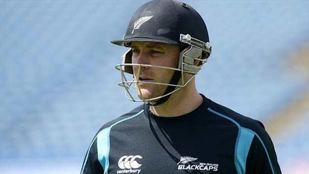Brendon McCullum says New Zealand have good wicketkeeping options
