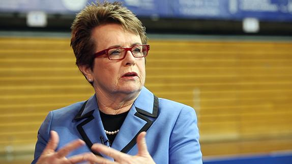 Billie Jean King: It still 'doesn't feel safe' to be gay
