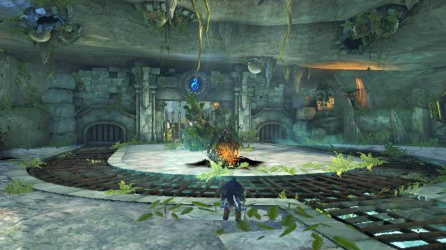 Karkinos Boss Fight - Darksiders II Sneak Peek Video