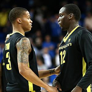 Oregon, Baylor hitting their stride