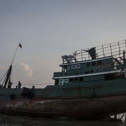 Myanmar Says It Found More Than 200 Bangladeshi Migrants In A Single Boat