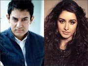 Aamir Khan made Shraddha Kapoor wait for six months
