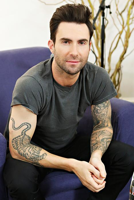 "Adam Levine: ""I Want To Probably Be Married at Some Point"""