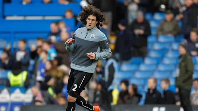 Newcastle's Fabricio Coloccini is one of several members of the current squad who were at the club when Newcastle were relegated following a final day defeat at Aston Villa in 2009
