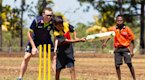 Cricket in Tiwi Island
