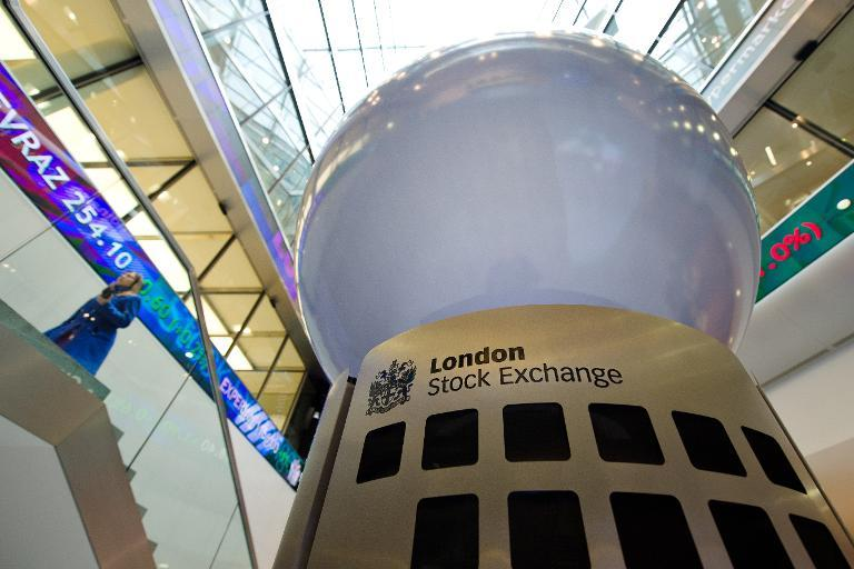 London shares dip at open despite IAG, Lloyds gains
