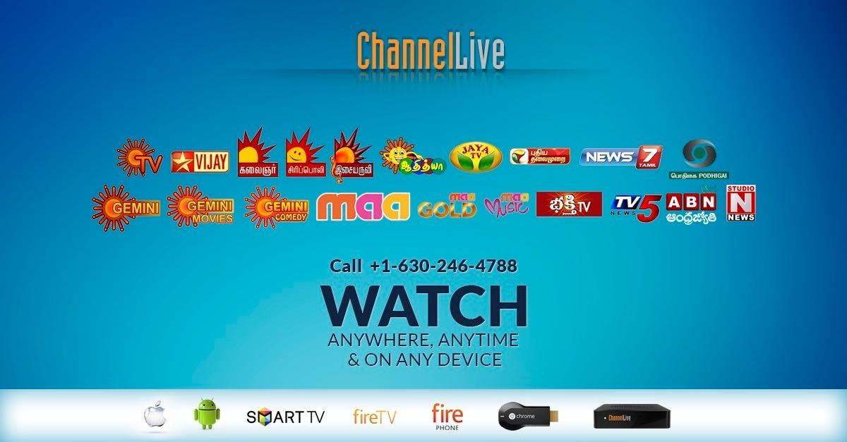 Watch your favorite South Indian movies and shows!