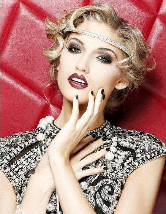 Miss USA 2013 Great Gatsby …