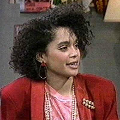 "Denise Huxtable on ""The Cosby Show,"" played by Lisa Bonet"