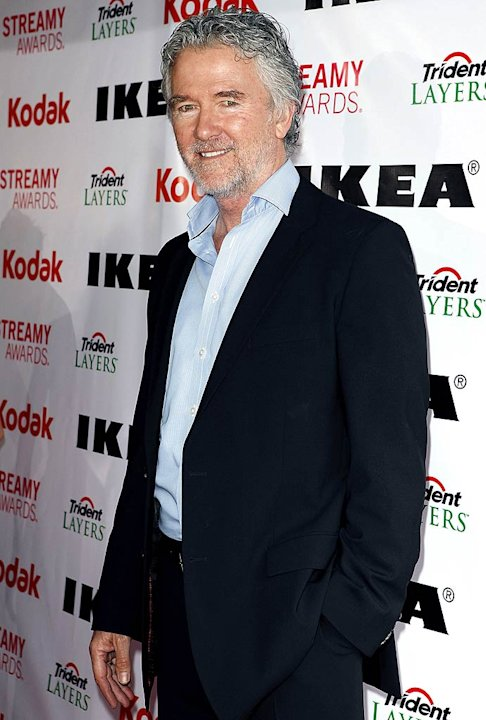Patrick Duffy Streamy Awards