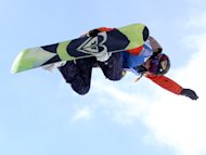 Australian Torah Bright won double in the World Cup halfpipe event at Copper Mountain, Colorado