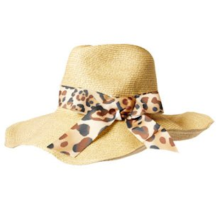 Bow Floppy Hat ASOS: Beach