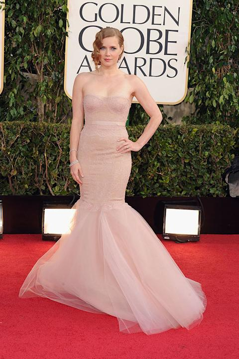 70th Annual Golden Globe Awards - Arrivals: Amy Adams