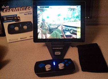 Duo Gamer reviewed: Gameloft&amp;#39;s mobile controller for iOS games 