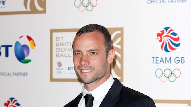 British Olympic Ball - Arrivals