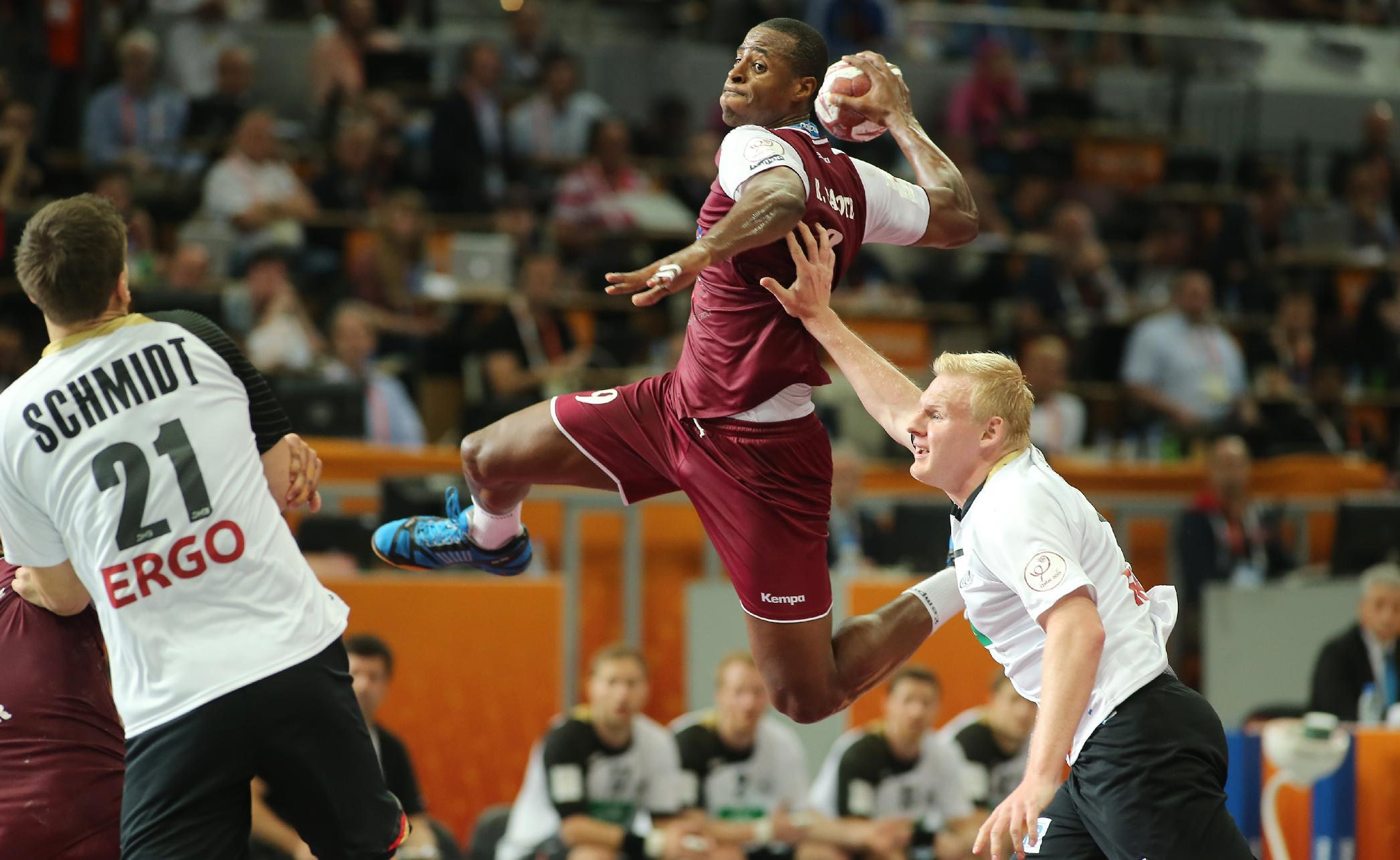 Qatar make history with semi-final spot