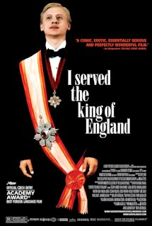 Poster of I Served the King of England