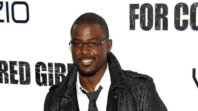 For Colored Girls 2010 NY Premiere Lance Gross