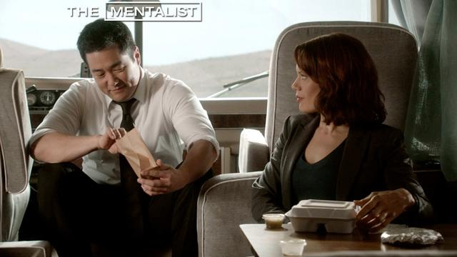 The Mentalist - Jumping Beans