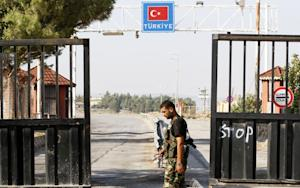 Turkey Closes Its Border with Syria