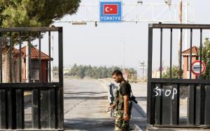 Turkey Closes Its Border with Syria