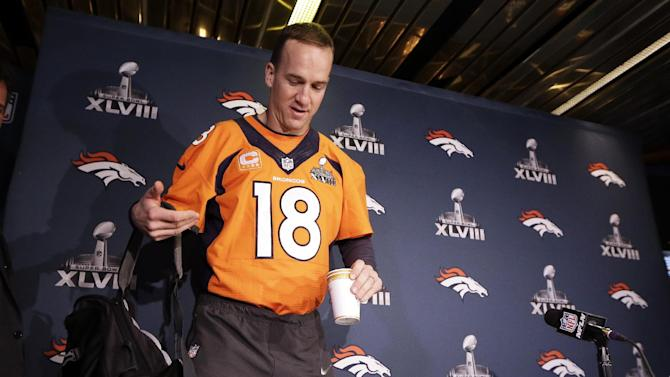 Seattle once pursued Peyton Manning