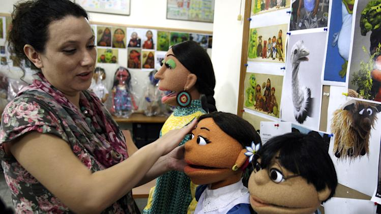 US ends funding for Pakistan's 'Sesame Street'