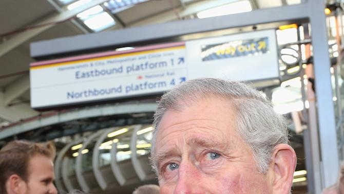 The Prince Of Wales And Duchess Of Cornwall Mark 150th Anniversary Of London Underground