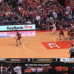 Indiana vs Syracuse | 2013 ACC Basketball Highlights