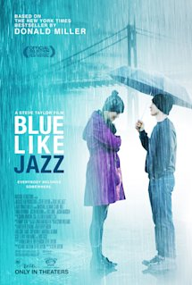 Poster of Blue Like Jazz
