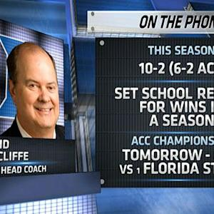 David Cutcliffe on ACC Championship